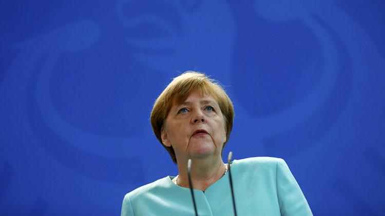 """Merkel: """"Debemos actuar para impedir que más países salgan de la Unión Europea"""""""