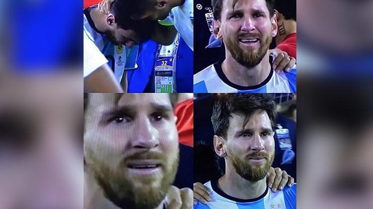 La Red no perdona: La amargura de Messi causa una avalancha de memes