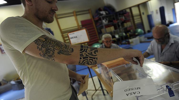 """""""Eso es normal, nunca cuadra"""": La carta viral que pone en cuestión el recuento de votos en España"""