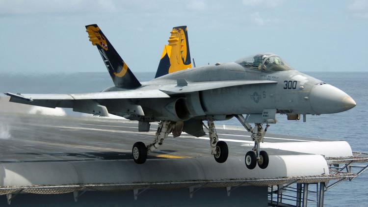 Marines en apuros: EE.UU. 'resucita' unidades del 'cementerio de aviones'