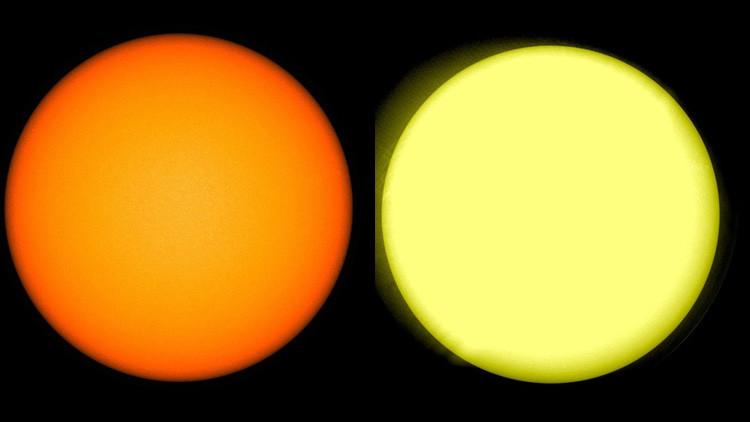 El Sol se queda 'en blanco': ¿Qué está ocurriendo?