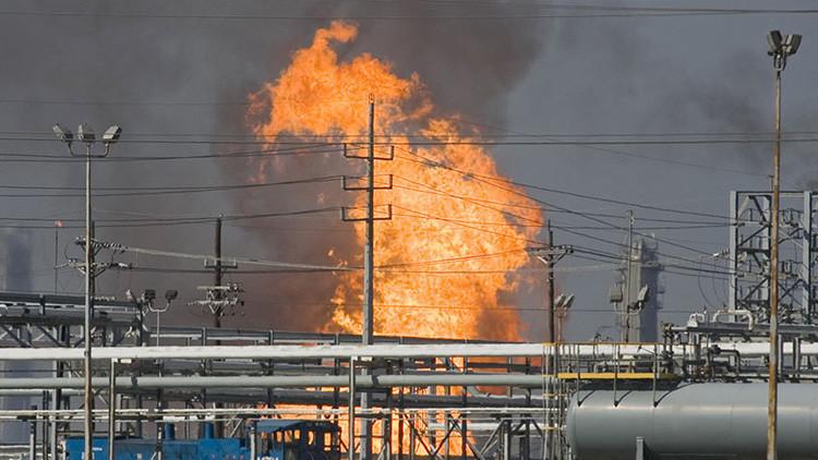 EE.UU.: Reportan una potente explosión en una planta de gas en Mississippi