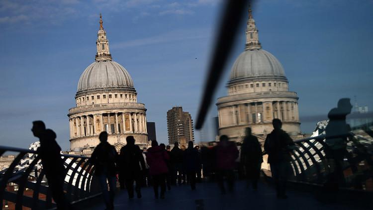 Alerta en Londres por un paquete sospechoso cerca de la Catedral de San Pablo