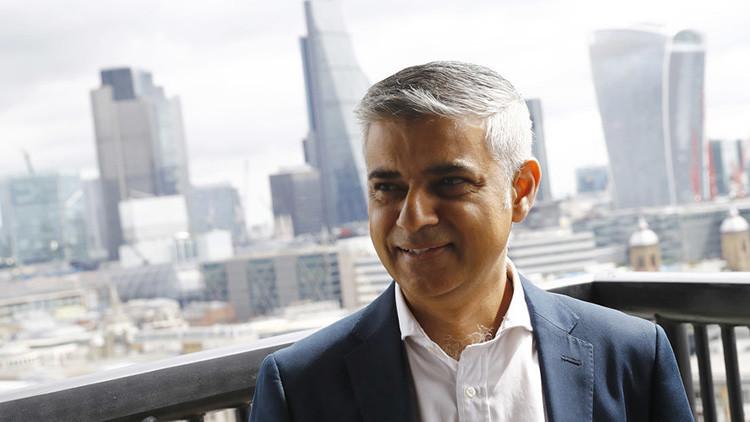 El alcalde de Londres exige una mayor autonomía para la capital tras el 'Brexit'