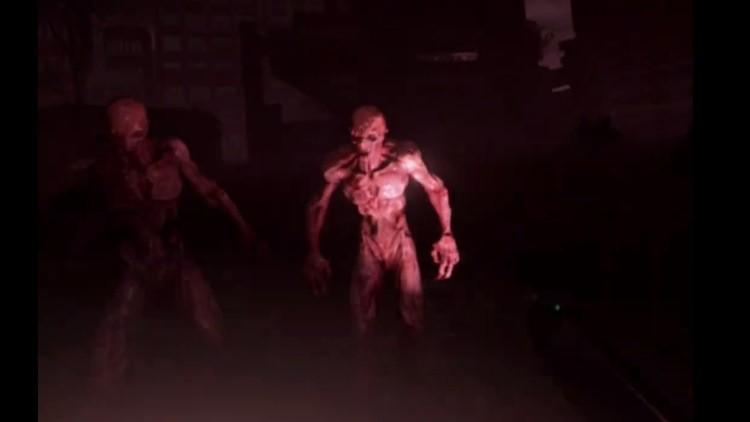 A mano limpia: Lo que hace este abuelo para defenderse de los zombis no tiene desperdicio