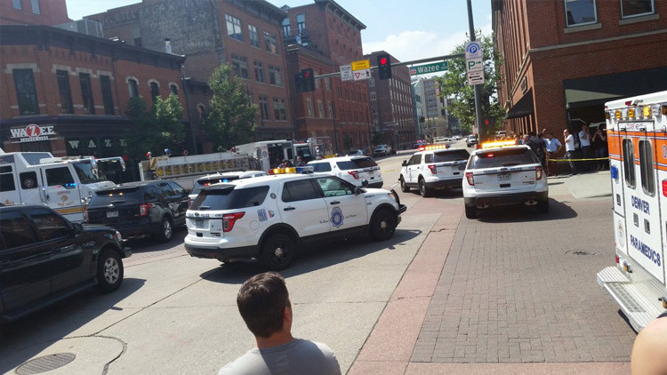 EE.UU.: Una persona en estado crítico tras un tiroteo en Denver