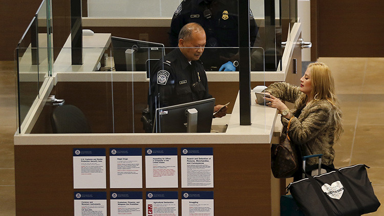 Estados Unidos podría pedir información sobre redes sociales a turistas que lleguen sin visado