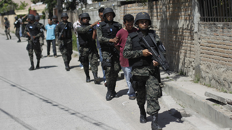 Así es el lugar más peligroso de la ciudad más violenta de Centroamérica