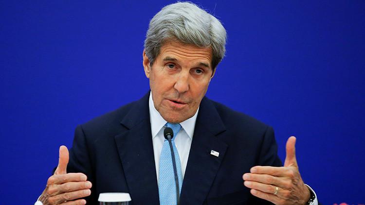 """Elogio inesperado: Kerry admite que Irán es """"útil"""" en la lucha contra el Estado Islámico"""