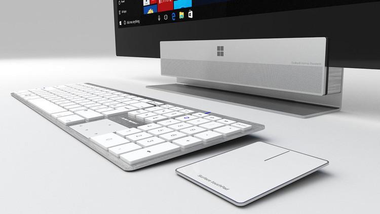 Microsoft hará la competencia a Apple con su propio monobloque