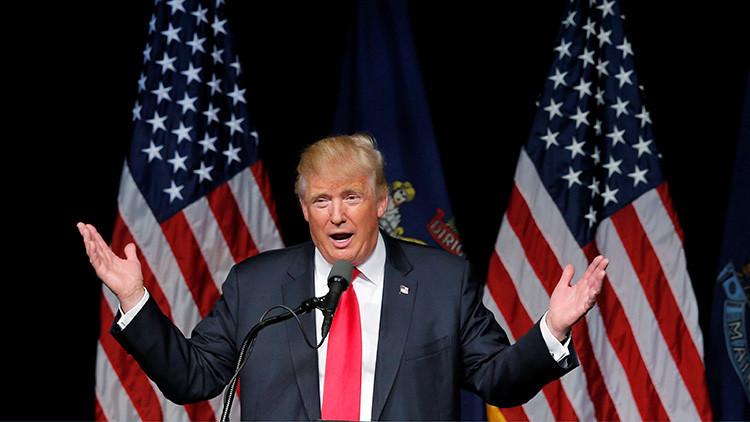 """Donald Trump asegura que le """"gusta mucho"""" la tortura por ahogamiento simulado"""