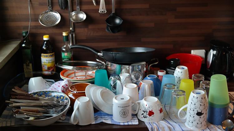 ¿No lavaremos más los platos?: El invento que puede cambiar nuestra vida cotidiana