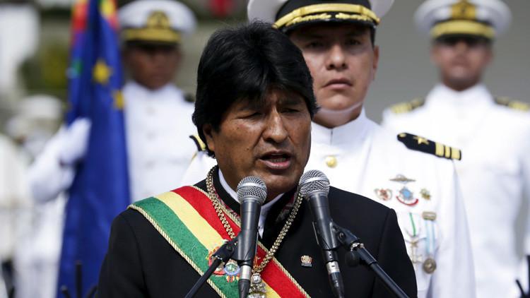 """Evo Morales acusa a CNN de """"conspirar"""" y """"cometer delitos"""""""