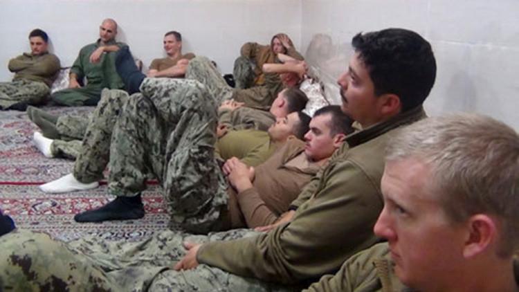 Marines de EE.UU. detenidos proporcionaron información confidencial a Irán