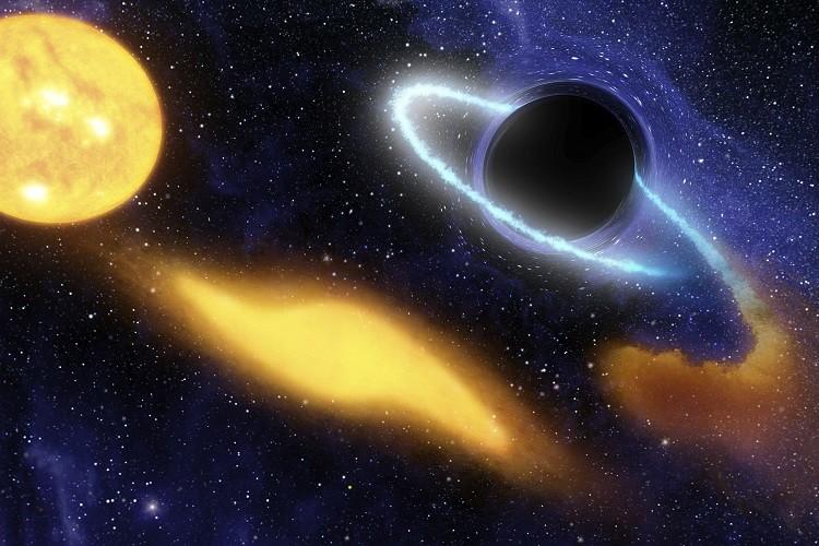 """Stephen Hawking revela cómo escapar de un agujero negro: """"No se ..."""