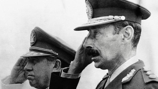 Jorge Rafael Videla, dictador argentino (1976-81)