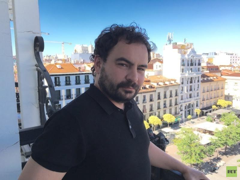 Ángel sastre en Madrid