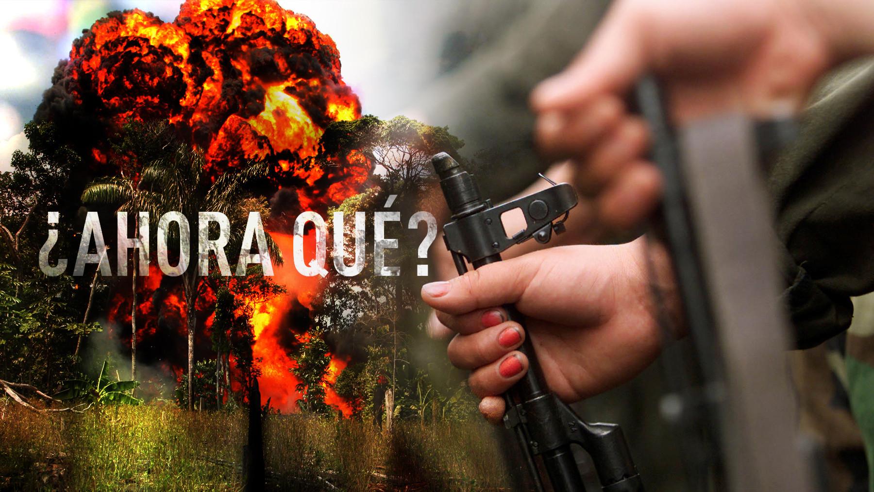 """¿Después del acuerdo qué?: """"En Colombia nos tocará desarmar las palabras"""""""