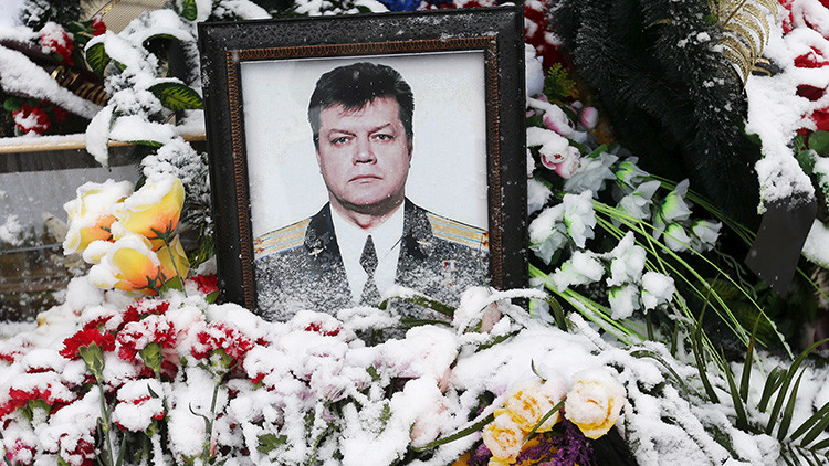 El piloto ruso Oleg Peshkov