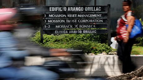 Sede de Mossack Fonseca en Panamá
