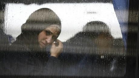 Una pareja de refugiados sirios de Deir ez Zor en Alemania
