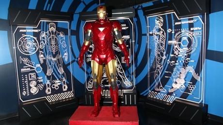 Iron Man de Marvel Comics