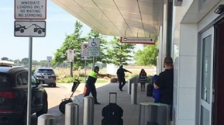Tiroteo en el aeropuerto de Dallas