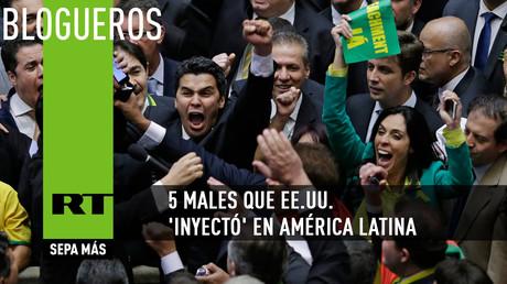 5 males que EE.UU. 'inyectó' en América Latina