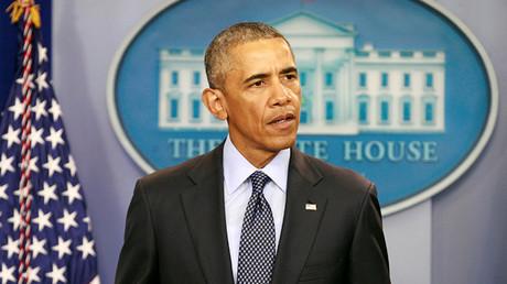 Barack Obama durante una rueda de prensa dedicada a la masacre en un club gay de la ciudad de Orlando
