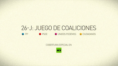 (PROMO) Elecciones generales en España 2016: Cobertura especial de RT