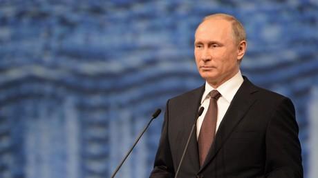 Vladímir Putin concede una amplia entrevista a una agencia de noticias china pocos días antes de visitar Pekín