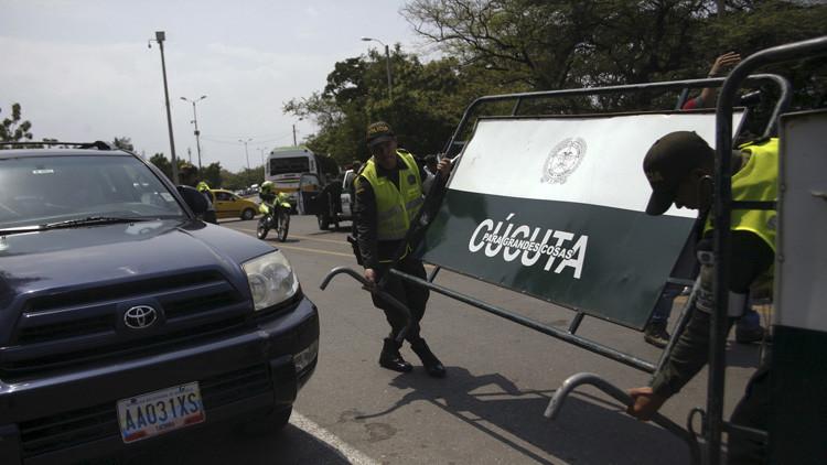 "Frontera colombo-venezolana está ""a punto"" de abrirse después de diez meses"