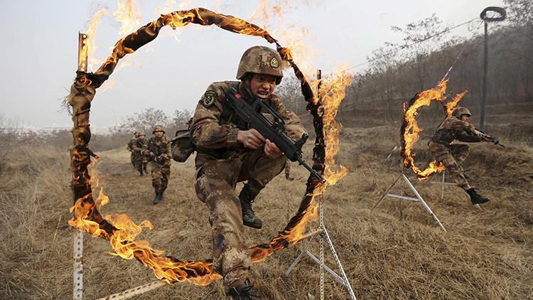 "Xi Jinping: ""China creará un Ejército disciplinado capaz de ganar"""