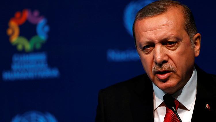 Las tres razones del arrepentimiento de Erdogan