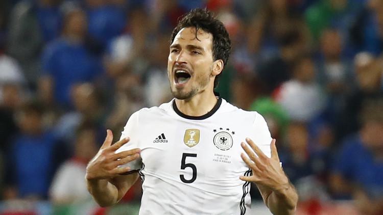 Alemania elimina a Italia en una dramática definición por penales