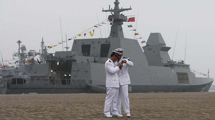 Pekín, lista para realizar los ejercicios militares en el mar de la China Meridional