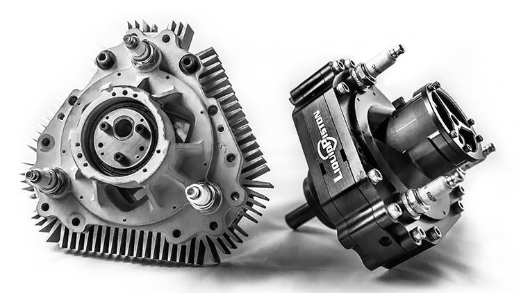 """Padre e hijo crean un motor con """"la potencia más alta por unidad de peso"""""""