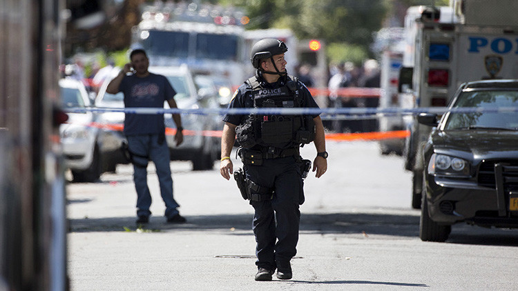 Nueva York: Se registra una explosión en el Central Park