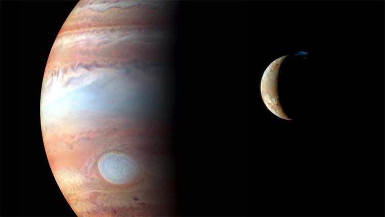 Un hito en la era espacial: La sonda Juno llega a Júpiter