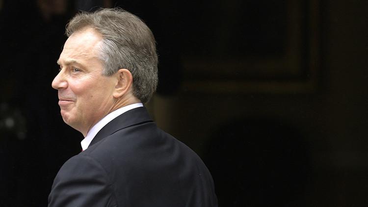 Tony Blair enfrenta un pedido de 'impeachment' por la guerra de Irak