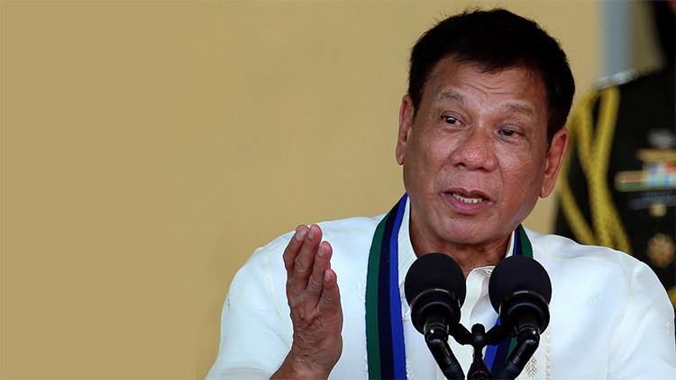 Matar sin piedad: la polémica propuesta del presidente filipino contra los drogadictos