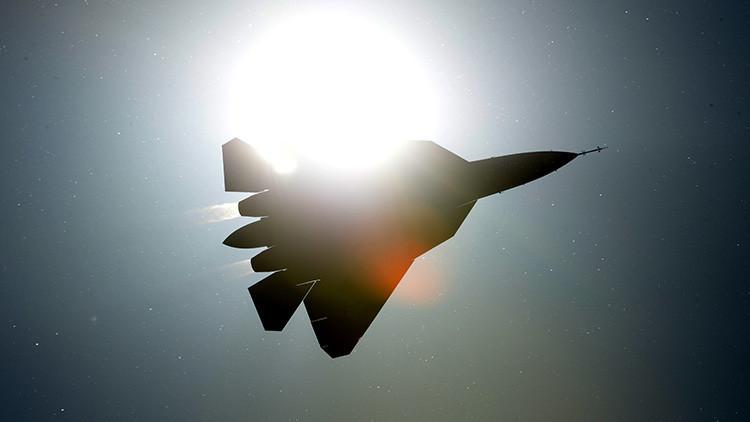 Rusia anuncia la fecha de entrega de primeros cazabombarderos de quinta generación T-50