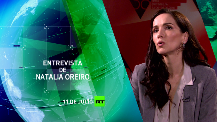 (AVANCE) Entrevista con Natalia Oreiro, actriz y cantante internacional