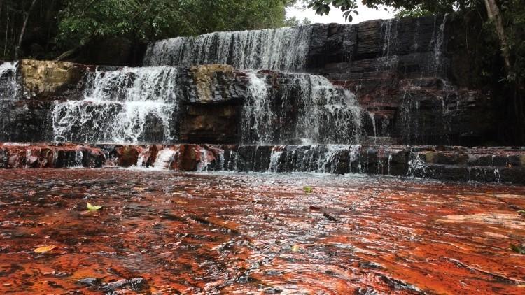El spa natural más lujoso queda en la selva venezolana