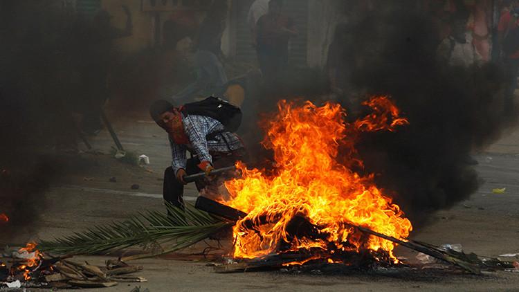 México: Las protestas de maestros en Oaxaca y Chiapas generan pérdidas por 150 millones de dólares