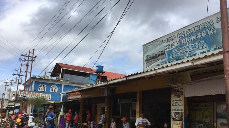 La nueva meca del contrabando de alimentos está al sur de Venezuela
