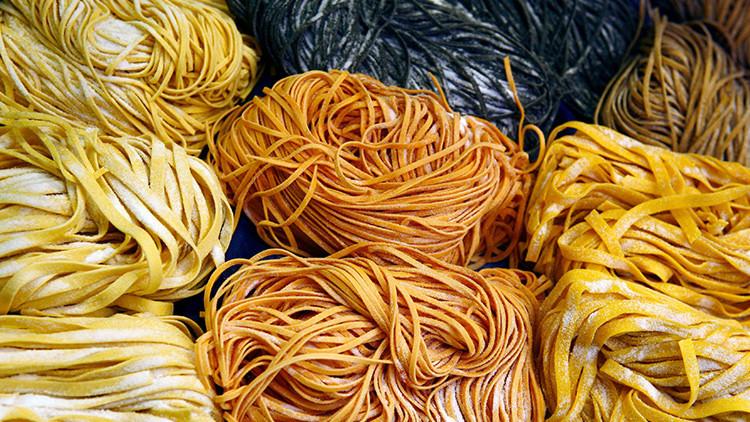 Dietistas italianos: ¿Quiere bajar de peso? ¡Coma pasta!