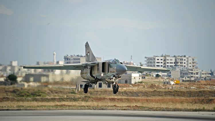 Siria destruye puntos de apoyo y las líneas de suministro de combatientes en Homs