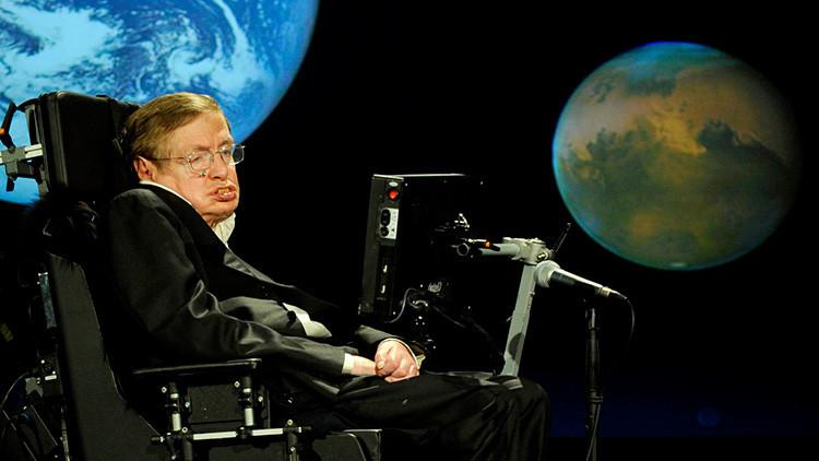 """Stephen Hawking: """"Los días en la Tierra están contados"""""""