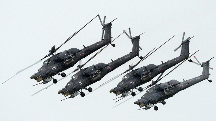'Cazador nocturno' Mi-28NM: Rusia contará con una nueva modificación del helicóptero de ataque